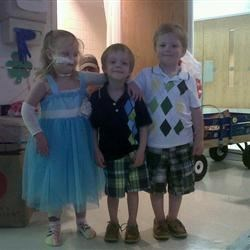 my kids Easter10