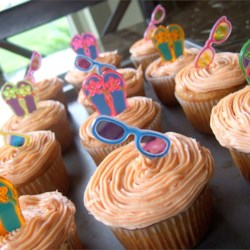 Mom's Night In Cupcakes
