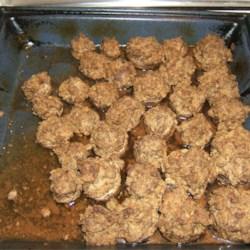 Sausage Stuffed Mushrooms I