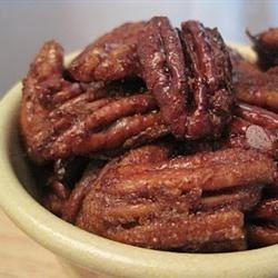 Brown Sugar Pecan Candies