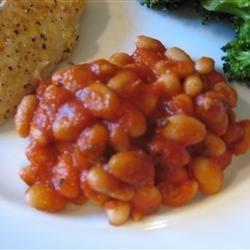Herb-a-licious Tomato White Beans