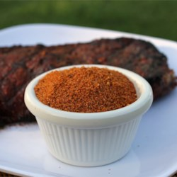 Chipotle Dry Rub Recipe - It's easy to make a smoky, flavorful rub for grilled meats that features ground chipotle pepper for a hint of heat..