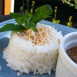 Asian Coconut Rice