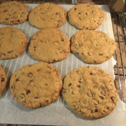 Best Big, Fat, Chewy Chocolate Chip Cookie Photos ...