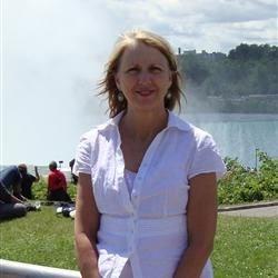 Me at Niagara Falls October 2009