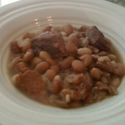 Southern Ham and Brown Beans Photos - Allrecipes.com