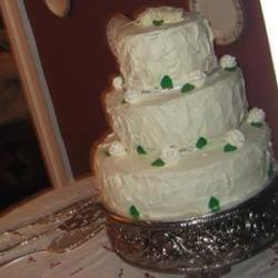Grammy's Wedding Cake