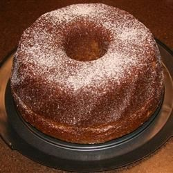 Southern Comfort Cake Recipe - This is a delicious coffee cake, you might say comforting!