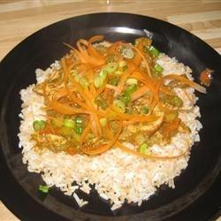 Mandarin Chicken