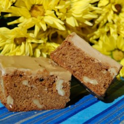 Butterscotch Brownies III Recipe - If you like chewy brownies, but are also fond of butterscotch, then try this recipe.