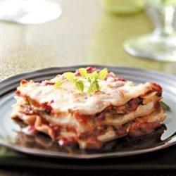 Never Fail, Crowd Pleasing Lasagna