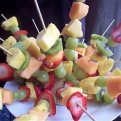 Fruity Fun Skewers Photos - Allrecipes.com
