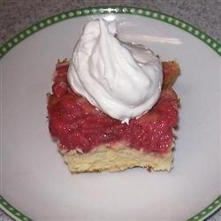 "Strawberry ""SHORTCUT"" Cake"