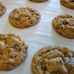 Chocolate Chip Cookies (Gluten Free) Recipe - Gluten free, egg free