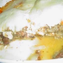 Eggplant Bake