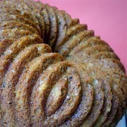 Baked in Nordic Ware Bavaria pan