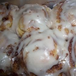 Herman Cinnamon Rolls Recipe - Sourdough batter makes these rolls a cut above the rest.  Include raisins or nuts in the filling for even nicer results.