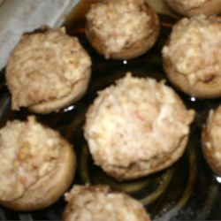 Stuffed Mushrooms I