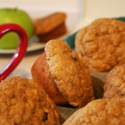Addictive Pumpkin Muffins Recipe - A low-fat version of a pumpkin bread recipe using no oil. Try using a heat stable sugar substitute for half of the sugar for an even healthier treat.