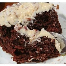 Wacky Cake VIII Recipe - This cake is make without milk or eggs and is moist, dark and delicious. A brain child of the depression era when ingenious cooks developed a cake that could be made without expensive and scarce ingredients.
