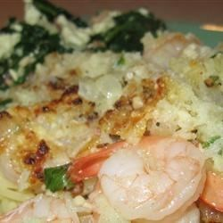 Easy Shrimp Scampi Recipe - Mmmmm good!