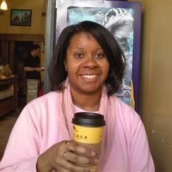 Enjoying FlatBlack Coffee in Dorchester, MA