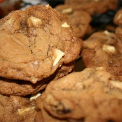 Apple Hermits Recipe - This is a moist and cake like, spicy, nutty, apple cookie.