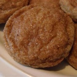 Whole Wheat Snickerdoodles I