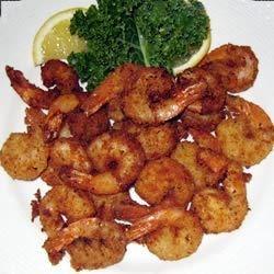 Easy Breaded Shrimp