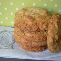 Ambrosia Cookies