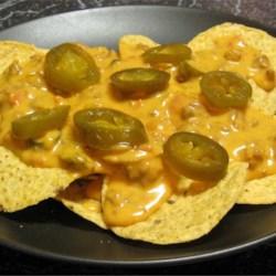 Ready to eat nachos