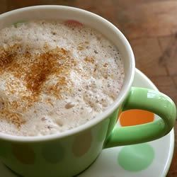 Flavored Latte Recipe - Use this basic recipe to make your favorite flavored latte with a home espresso machine.