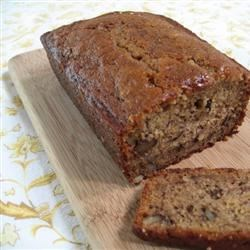 Flax Seed Zucchini Bread Recipe - By using less sugar and oil, and adding flax seeds for some of the walnuts, I've created a better-for-you version of the usually fat-laden zucchini bread.  It's delicious!