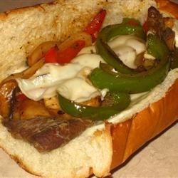Sensational Steak Sandwich Recipe - If you are looking for an outstanding, easy to make sandwich, then this is the recipe for you.