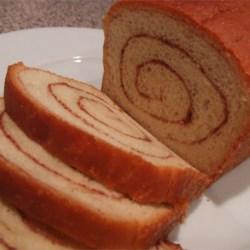 Cinnimon Swirl Bread