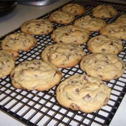 award winning choco chip cookies