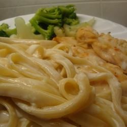 To Die For Fettuccini Alfredo