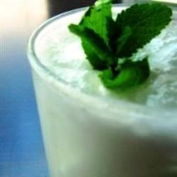Cocojito (Frozen Mojito) Recipe - A yummy frozen mojito with a slight coconut sweetness.
