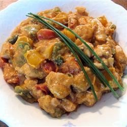 Maple-Curry Chicken Recipe - Maple syrup brings a unique Canadian flavor to a great curry dish.