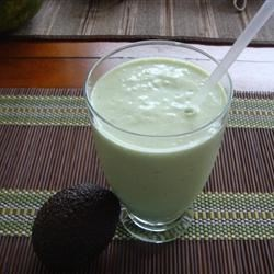Coconut Avocado Smoothie Recipe - Avocados and coconut milk add an irresistible creaminess to this lovely green smoothie.