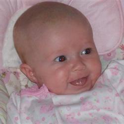 Emma. Cutest. Baby. Ever.