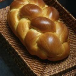 Traditional Jewish Challah