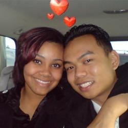 Delanna and Ryan Llana