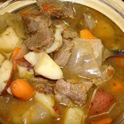 Caldo De Res (Beef Soup) Recipe - This is a traditional Mexican beef and vegetable soup seasoned with cumin, cilantro and lime.