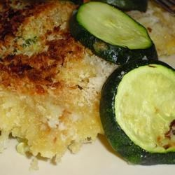 Zucchini and Rice Casserole