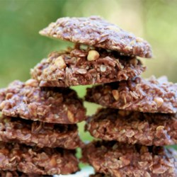 No Bake Cookies I Recipe - Tasty no-bake cookies made with oatmeal, peanut butter and cocoa.