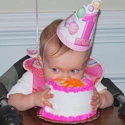 1st Birthday...