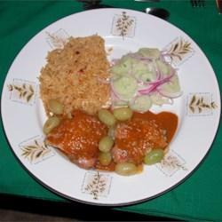 Garlic Chicken And Grapes Recipe Allrecipes   adanih.com