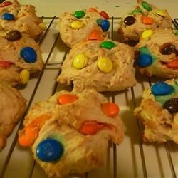 Mom's M&Ms cookies :D