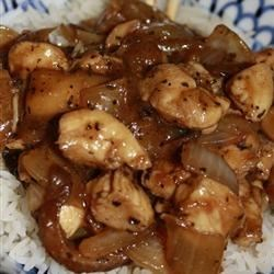 Spicy Basil Chicken Recipe - Chicken and basil are cooked into a delicious Thai meal.